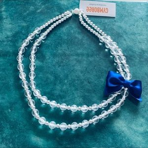 """New Gymboree """"Shimmer & Twirl"""" Necklace Accessory"""